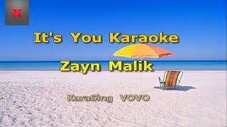 Zayn Malik - It's You Karaoke