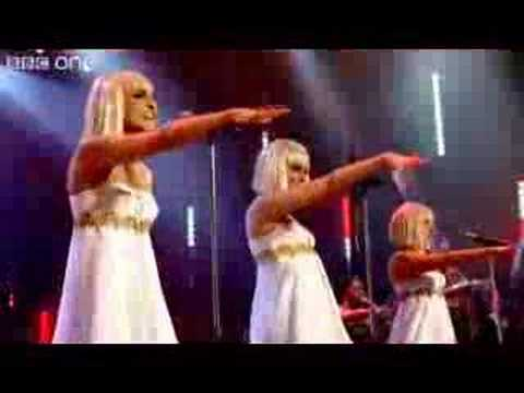 Michelle Gayle - Eurovision: Your Decision UK 2008 - BBC One