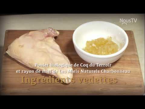 4 Recette Festifs Poulet biologique