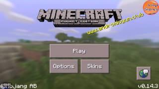 Minecraft 0.14.3 cikti linki aciklamada