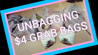 💖 GRAB BAGS UNBAGGED FROM MICHAELS 💖