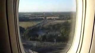 BA224 - Landing at London Heathrow on 9L