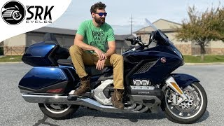 You WILL NOT believe what the new Goldwing can do