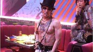武田真治、筋肉自慢の荒れ狂う殺し屋に 映画『Diner ダイナー』で魅せた...