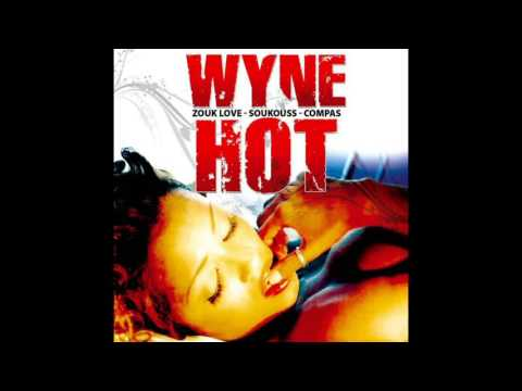 ALBUM WYNE HOT '  CHANTEUSE : VICKY COLOTROC 'MDELEY WYNE HOT ZOUK RETRO ANNEE 80
