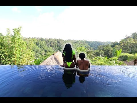 BALI LUXURY JUNGLE VILLA TOUR!!!