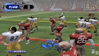 NFL Blitz Pro - PS2 Gameplay (1080p60fps)
