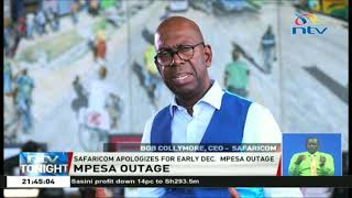 Safaricom apologises for early December M-Pesa outage