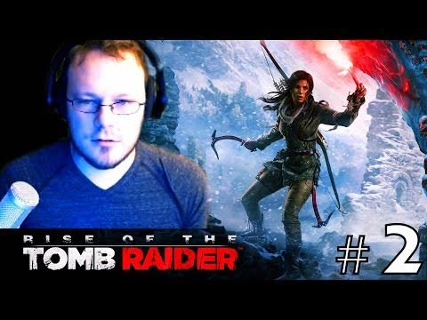Aaron Plays Rise of the Tomb Raider #2
