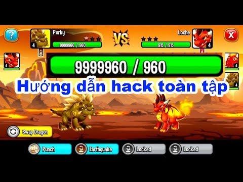 Vũ Liz Hướng Dẫn Hack Dragon City Toàn Tập ! | Hướng dẫn hack thú vị 1