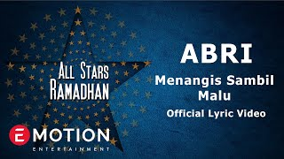 [3.27 MB] ABRI - Menangis Sambil Malu (Official Lyric Video)