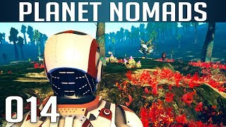 PLANET NOMADS [014] [Cobalt - Gold & Aluminium] [S02] Let's Play Gameplay Deutsch German thumbnail