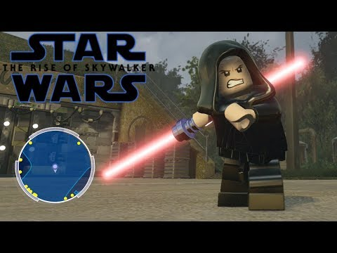 Dark Rey Custom Build - LEGO Star Wars: The Force Awakens