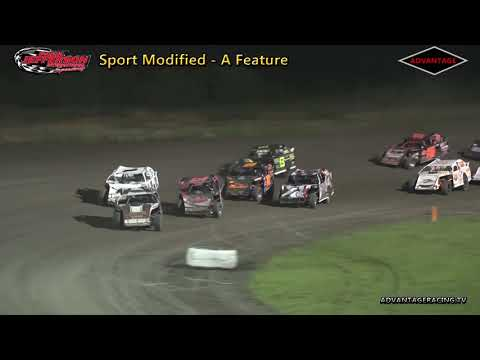 Hobby Stock/Sport Modified Features - Park Jefferson Speedway - 8/11/18