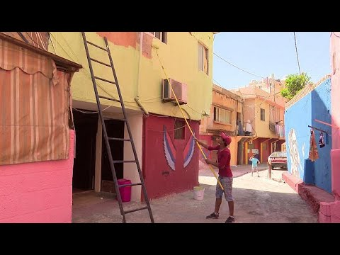 Ouzville: Artists and locals make-over Beirut suburb of Ouzai