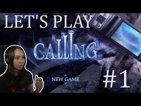 [ Calling ] Japanese survival horror (Let's Play) - Part 1
