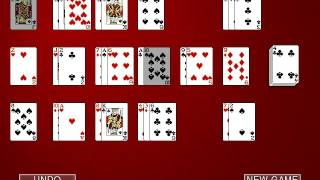 Hoyle Card Games 2002: Solitaire - Triplets