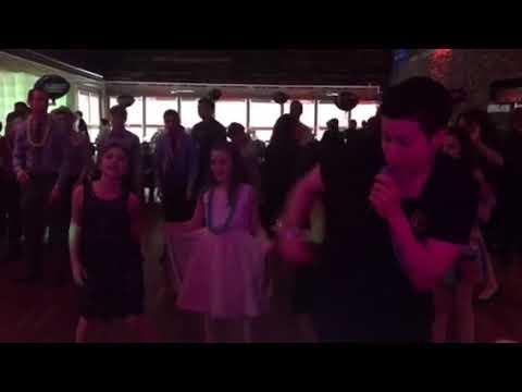 Music in Motion DJs a Bar Mitzvah