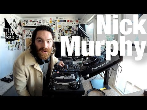 Nick Murphy FKA Chet Faker @ The Lot Radio Oct 4, 2017