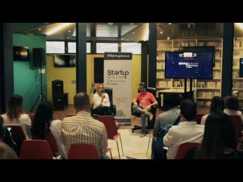 Startup Grind Athens Hosted Alexia Kotsi (Funkmartini)