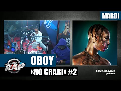Youtube: Planète Rap – Oboy«No Crari» avec Cris Dope et Fred Musa! #PlanèteRap