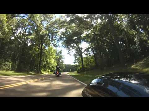 Natchez Trace Motorcycle Trip