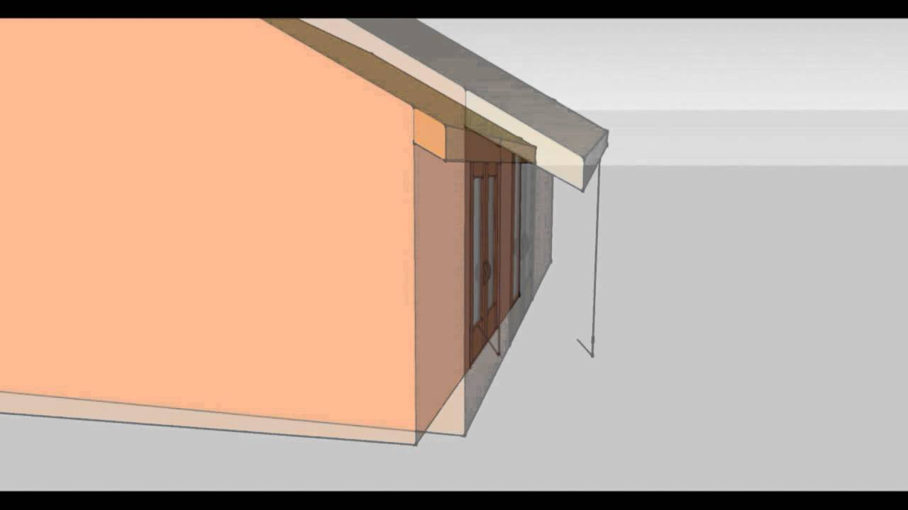 Wood Doors Like to Be Protected by Roof Overhangs - Home Tips & Wood Doors Like to Be Protected by Roof Overhangs - Home Tips ...
