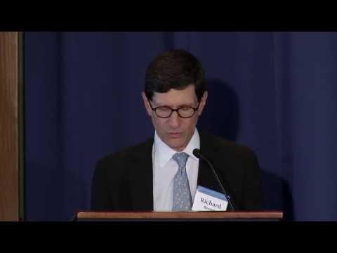 Richard Berner addresses financial stability conference - Part I