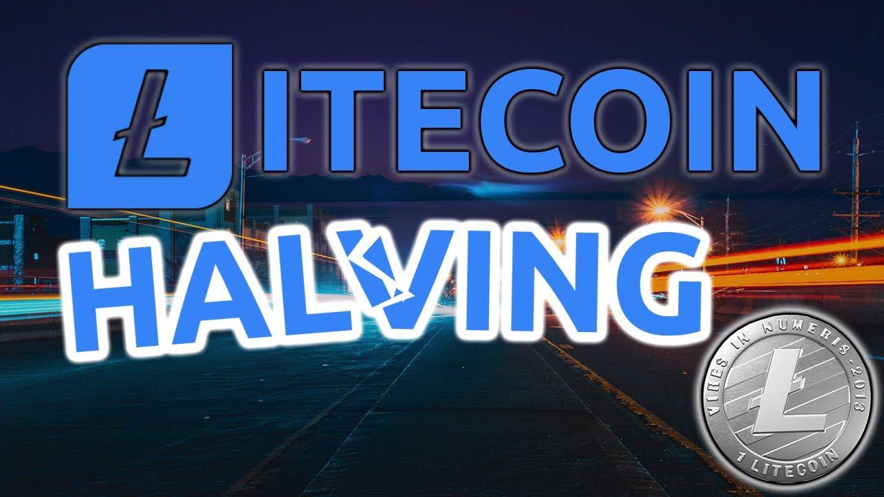 LITECOIN HALVING IS CLOSE! | LTC PRICE SPECULATION