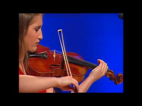 Eva Sulic - Fritz Kreisler Recitativ and Scherzo Caprice