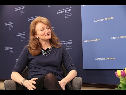 Global Ethics Forum: A Conversation with Krista Tippett on Becoming Wise