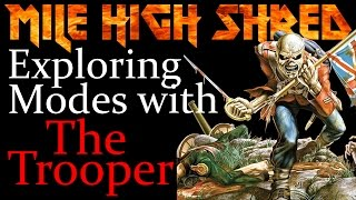 Exploring Music Modes with The Trooper by Iron Maiden • Get a Better Understanding of Modes