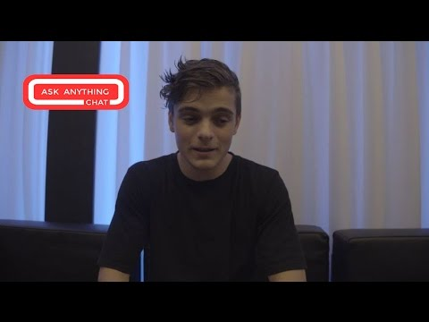 Martin Garrix Talks About His Fav DJ & Weirdest Thing About America. Watch Part 1