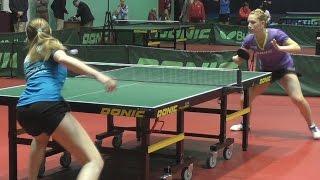 Анна БЛАЖКО - Анастасия ВОРОНОВА (ФИНАЛ) (Полная версия), Настольный теннис, Table Tennis