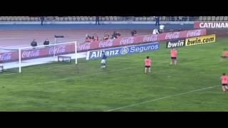 Zlatan Ibrahimovic Barcelona goals with (english) commentary.