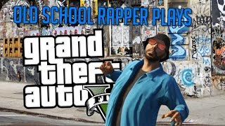 OLD SCHOOL RAPPER ON GTA 5 (Part 4) - THE MENTOR PROGRAM