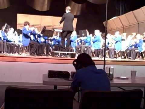 Sebastian River Middle School Symphonic Band 2012 Bristol Bay Legend