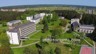 Санаторий EGLE Друскининкай, Литва - sanatoriums.com