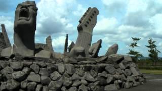 長淵剛の聖地桜島叫びの塔