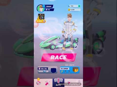 Go race spelen samen met Sydney gamer