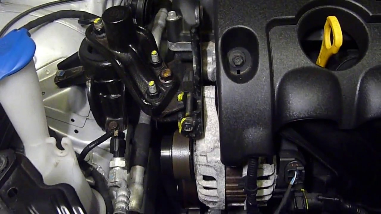 Maxresdefault on Camshaft Position Sensor Location