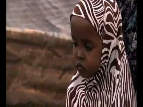 Soccer Aid 2012: Keeley Hawes in Djibouti