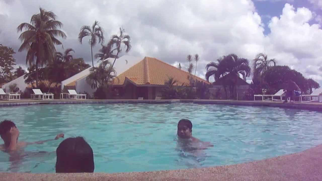 Swimming At Leyte Park Hotel Breaststroke Backstroke Cough Stroke Youtube