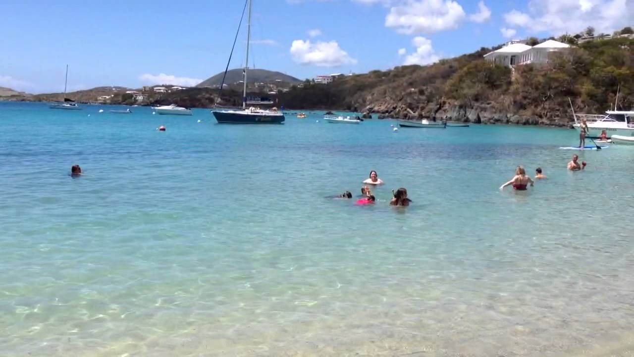 St Thomas Secret Harbour Beach 3 26 14