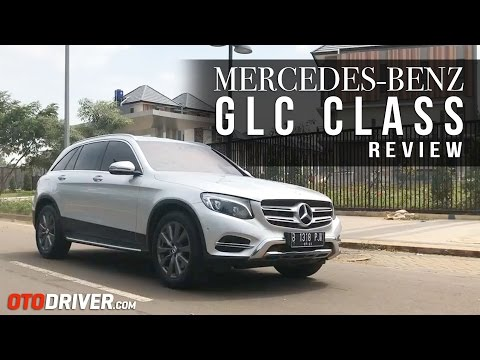 Mercedes-Benz GLC-Class 2016 Review Indonesia | OtoDriver