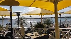Kent's trip to Bahama Breeze restaurant, Tampa, FL