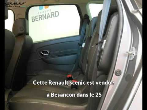 renault scenic occasion visible besancon pr sent e par renault besancon youtube. Black Bedroom Furniture Sets. Home Design Ideas