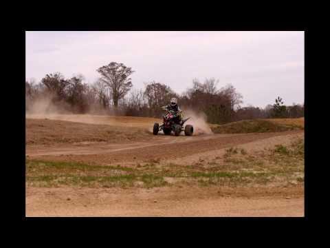 Bennett ATV runs at the Boyd's
