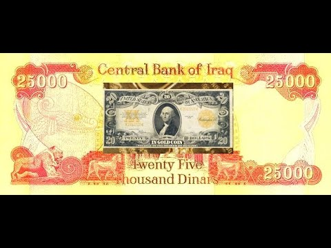 Exchange From Dinar To Dollar Forex