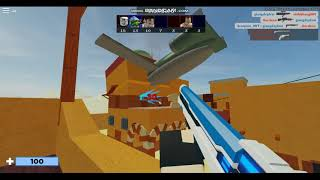 roblox arsenal july event full match #12